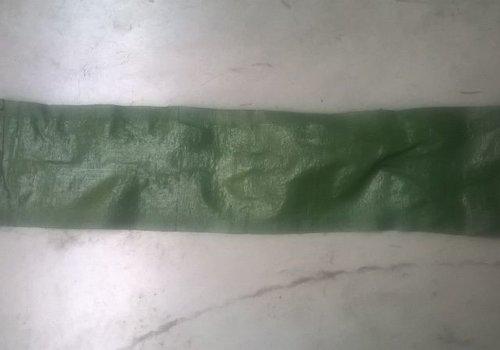 Zandslurf met sluitkoord 120 x 25 cm