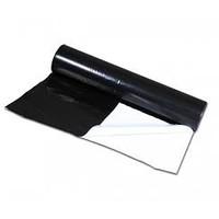thumb-Landbouwplastic Qualisilage zwart/wit 50 x 16 meter-1