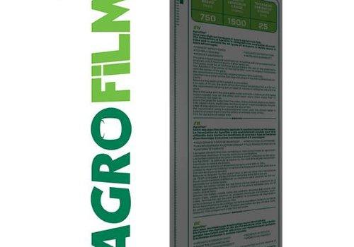 Agrofilm wikkelfolie 75 cm zwart