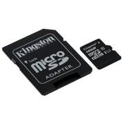 Kingston MicroSDHC 16GB geheugenkaart class 10