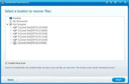 lost file recover3