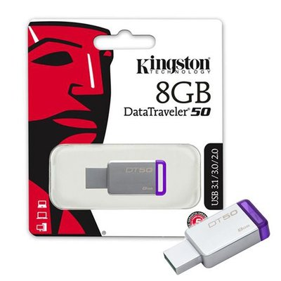 Kingston USB DT50 3.1 8GB