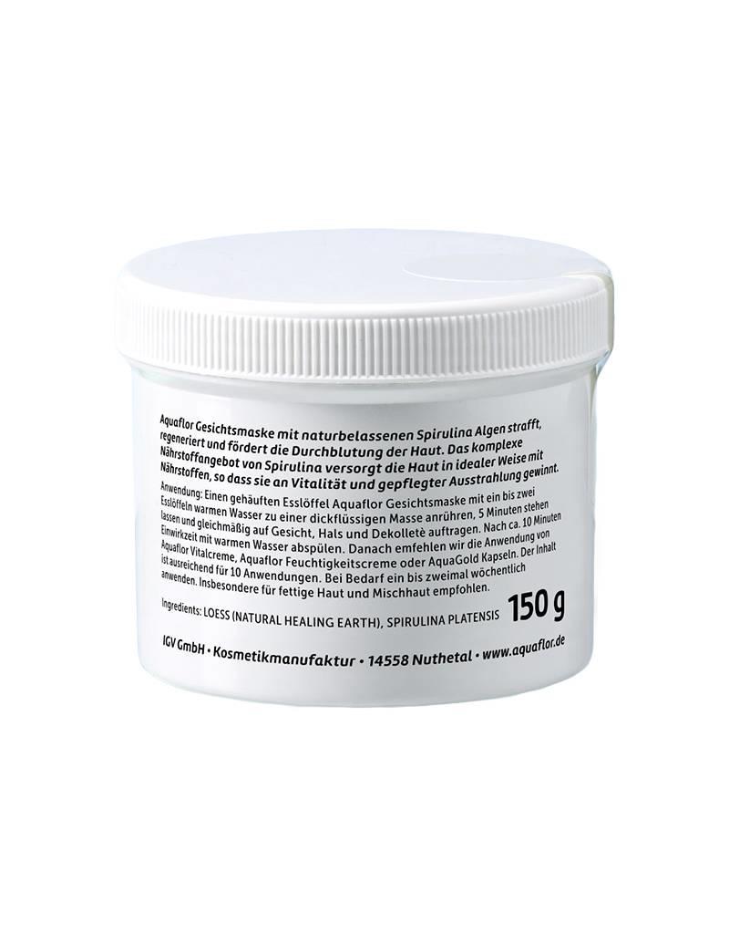 AQUAFLOR Gesichtsmaske 150 g