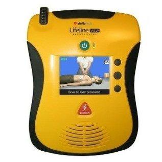 Defibtech Defibtech Lifeline AED view semi automatisch