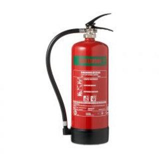 Sproeischuim brandblusser 6 Liter AB