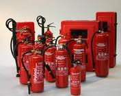 Brandblusmiddelen en Brandpreventie