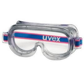 Ruimzichtbril 9305, grijs transparant
