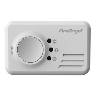 Fire Angel CO-melder, lithium batt.