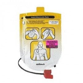 AED TRAININGSELEKTRODEN [Defibtech - Volwassene]