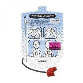 AED TRAININGSELEKTRODEN [Defibtech - Kind]