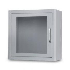 Arky AED wandkast universeel basic wit met alarm