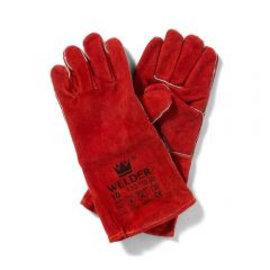 Hittebestendige handschoenen leder