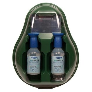 Oogspoelstation 2 stuks 250ml PH neutraal oogspoelmiddel