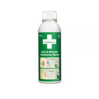 Cederoth Cederroth Wound & Eye Cleansing spray 150 ml