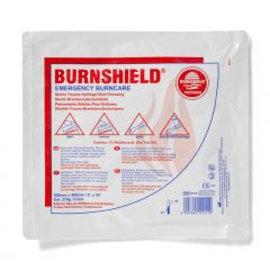 Burnshield brandwondkompres 20 x 45cm