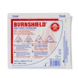 Burnshield brandwondkompres 20 x 20cm