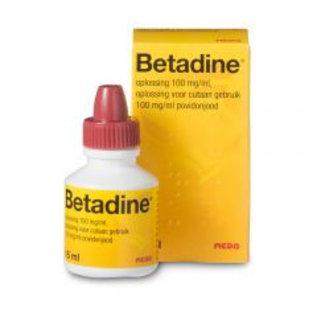 Betadine lotion   Prikt Niet   15 of 30 ml