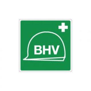 BHV-materiaal pictogram sticker (vinyl)