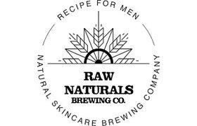 Recipe for Men RAW Naturals