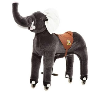 Animal Riding Olifant Sultan Small