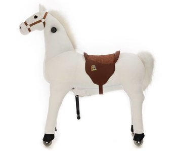 Animal Riding Large paard Snowy X-Large Wit