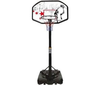 Basketbalpaal New port+gratis bal
