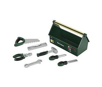 Klein  Bosch werkbox met gereedschap