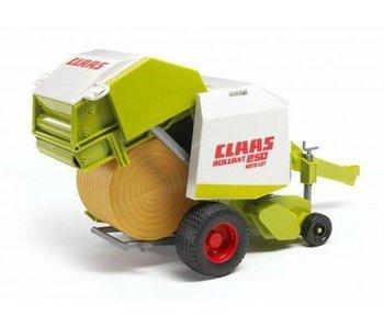 Bruder 2121 - Claas Rollant 250 strorollenpers