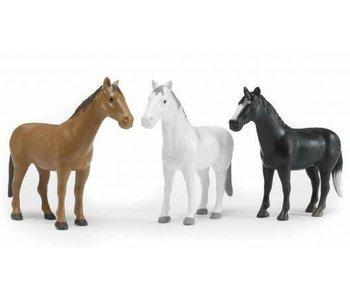 Bruder 2306 - Paarden (per stuk.)