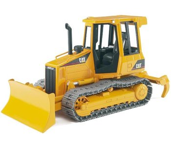 Bruder 2443 - Caterpillar shovel met rupsbanden