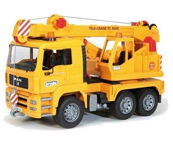 Bruder 2754 - MAN Kraanwagen