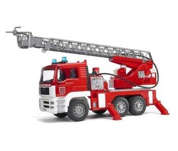 Bruder 2771 - MAN brandweer ladderwagen
