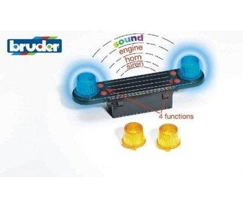 Bruder 2801 - Module met 4 verschillende functies