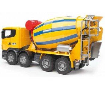 Bruder 3554- Scania cement mixer