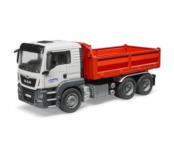 Bruder 3765 MAN TGS Truck met kiepbak