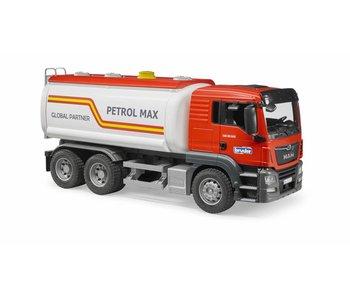 Bruder 3775 MAN TGS Tankwagen