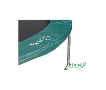 Etan Randkussen basic 8 2.50m groen