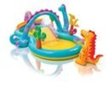 Intex Dinosaurus Play Center Zwembad