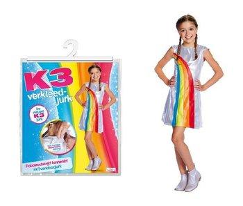 K3 Regenboog JURK  6-8 jaar
