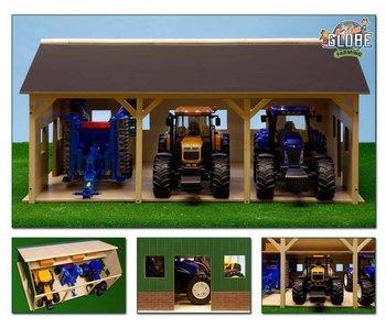 Kids Globe loods voor tractoren Bruder