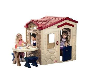 Little Tikes speelhuis picknick + accessoires