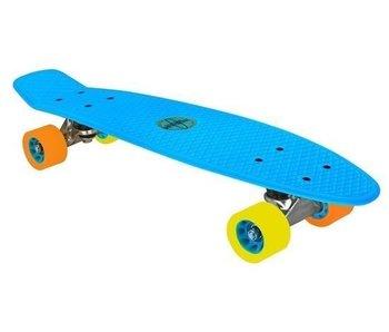 Nijdam Nijdam plastic skateboard blauw
