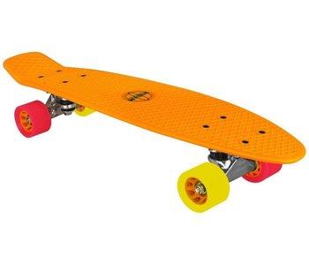 Nijdam Nijdam plastic skateboard oranje