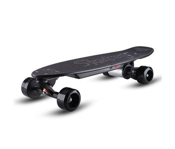 Skatey SKATEY 150 elektrisch skateboard Lithium Black