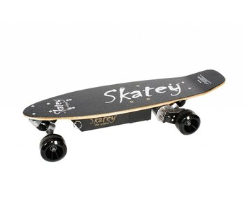 Skatey SKATEY 150 elektrisch skateboard zwart