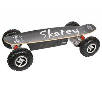Skatey SKATEY 800 elektrisch skateboard zwart