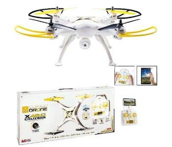 Ultra Drone Rc X48.0+cam./wifi