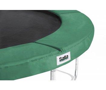 Salta trampoline beschermrand - Groen (o 213cm)