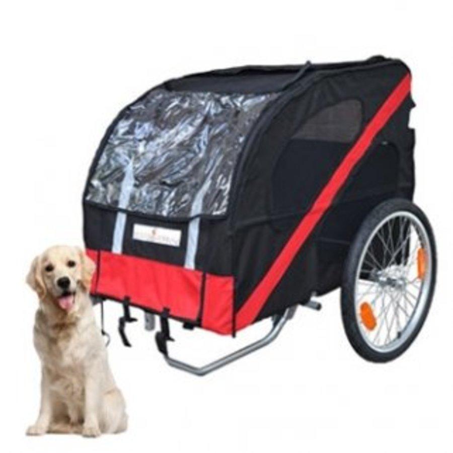 Hondenfietskar Doggy Deluxe Exclusivio