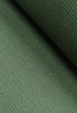 Boordstof - Leger Groen